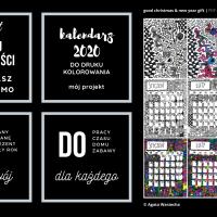 Kalendarz 2020 | ZA DARMO